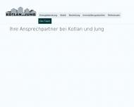 Website Kotlan & Jung Ingenieurgesellschaft