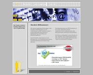Bild Webseite CERPOS Offenbach
