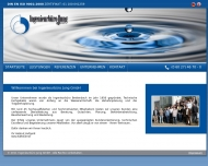 Website Ingenieurbüro Jung
