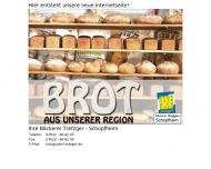 Bild Webseite Trefzger jun. Fritz Bäckerei Schopfheim