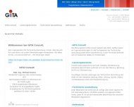 Website Gunter Ingenieur TA Consult