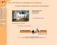 Bild Mezger GmbH & Co. KG Schreinerei