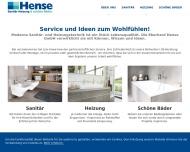 Bild Baddesign Hense GmbH Sanitär - Heizung