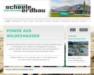Bild Scheele GmbH & Co. KG Containerdienst und Landtechnik