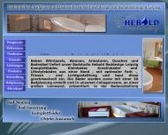 Bild Hebold Baddesign Badstudio Sanitär- und Heizungsinstall. Komplettleistungen Sanitärinstallation