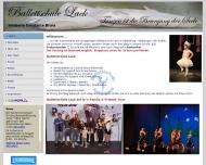 Bild Ballettschule Lack