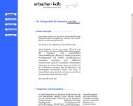 bei Erbacher + Kolb in Maintal-D rnigheim