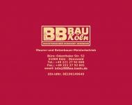 BBBau-K?ln - Bauunternehmen Burkhardt Bergmann