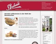Bild Webseite G. Buchwald Berlin