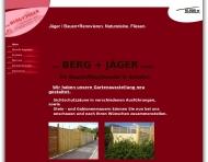 Website Jäger Baustoffe