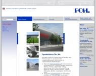 Website Christian Pohl