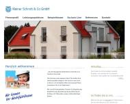 Bild Webseite  Hirschaid