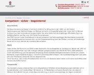 Website Krieger + Schramm