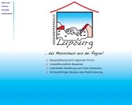 Bild Webseite  Lupburg