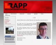 Website Rapp