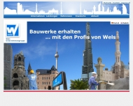 Bild Webseite Wels Spezialbau Berlin