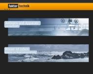 Bild Webseite  Blomberg