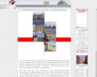 Bild Webseite Kuthe Berlin