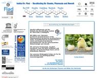 Bild Institut Dr. Flad Staatl.anerk.Berufskolleg f.Chemie,Pharmazie u. Umwelt