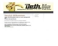Bild Deth Ulrich Baubeschläge, Sicherheitstechnik