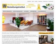 Bild Männer Wolfgang Bestattungsinstitut e.K.