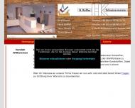Website Kessler Jörg Schreinerei und Beerdigungsinstitut