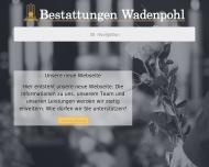 Bild Bestattungen Wadenpohl e.K. , Inh. Ralf Peter Güth