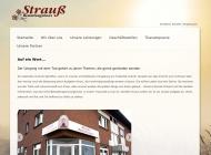 Website Strauß Jürgen