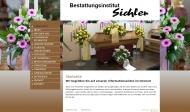 Bild Webseite  Immendingen