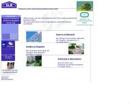 Bild Webseite Sanierungsbetrieb Bredow Magdeburg