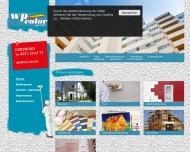 W?rmed?mmung Fassadenanstriche Maler-Fachbetrieb Malerbetrieb WP Color GmbH Dortmund Ruhrgebiet