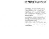 Website Widrig Hanspeter Bildhauer , Widrig Daniel