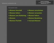 blumen-mossner.de - - Informationen zum Thema blumen-mossner