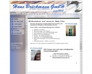 Bild Hans Brückmann GmbH Bauschlosserei und Zaunbau