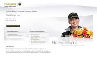 Bild Webseite Blumen Spilles Meckenheim