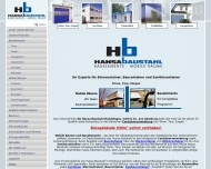 Website Hansa Baustahl Container