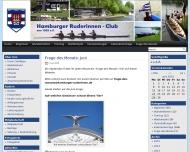 Bild Hamburger Ruderinnen-Club von 1925 e.V. Bootshaus