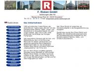 Bild Friedel Ricken Gesellschaft mit beschränkter Haftung - Isolierungen -
