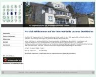 Bild Webseite IBT Ingenieurbüro für Tragwerksplanung Heilbronn