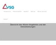 Bild VSG Verkehrs-Sicherungs-Geräte Gesellschaft mit beschränkter Haftung
