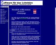 Website Wüst Heinz Lohnprogramme Datenverarbeitung