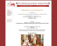 Buechergalerie Westend, Buchhandlung Antiquariat, M?nchen, Westend