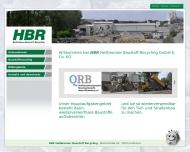 Heilbronner-Baustoff-Recycling.de - Unternehmen