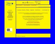 Bild Webseite  Herford