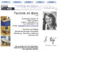Bild Technik im Büro GmbH, Bürokompletteinrichter Büroeinrichtungen