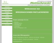 Bild Matlachowski Büromaschinen Francotyp-Postalia