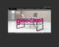 Bild Gaeckel Bürosysteme GmbH