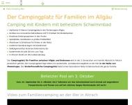 Bild Webseite  Aitrach