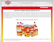 Bild Webseite Geiger Chemie Engen