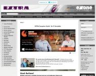 Bild Webseite Extra Computer Giengen an der Brenz